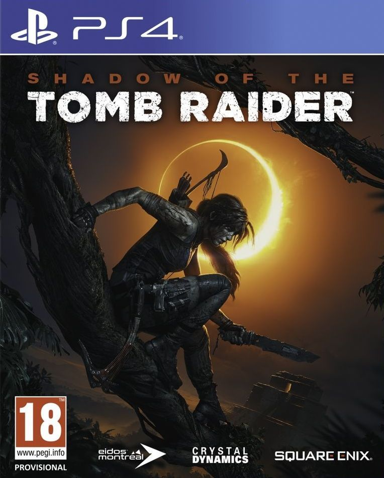 Shadow of the Tomb Raider (PS4) - 1