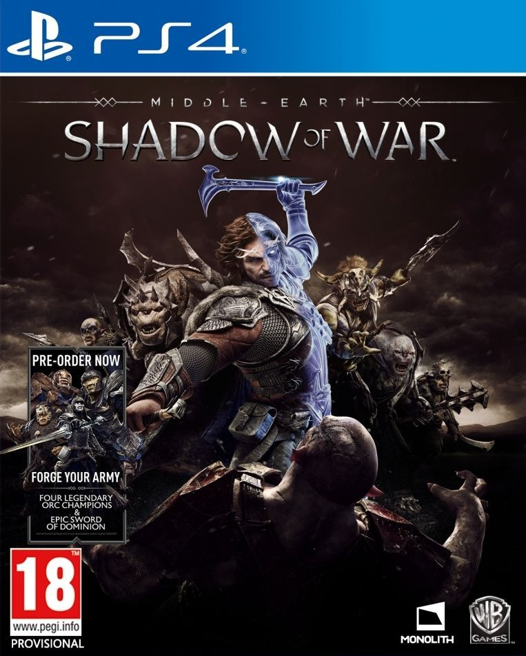 Middle-earth: Shadow of War (PS4) - 1