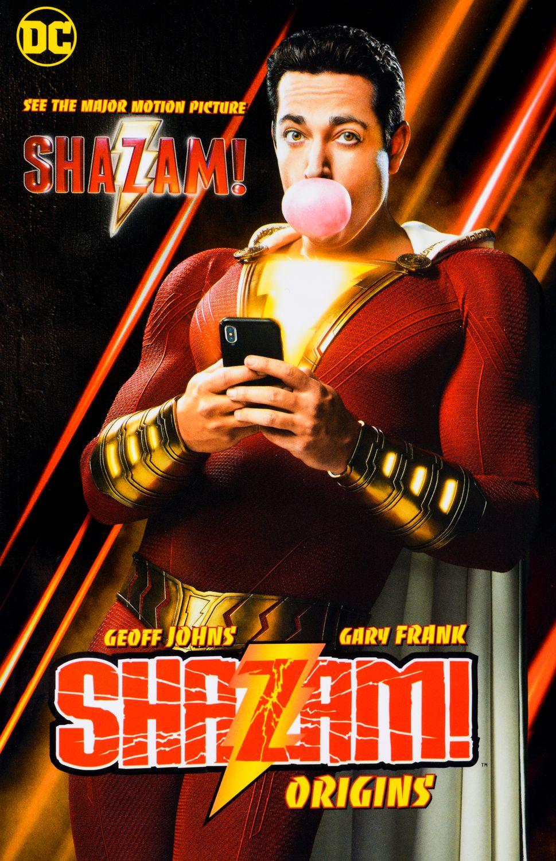 Shazam!: Origins - 2