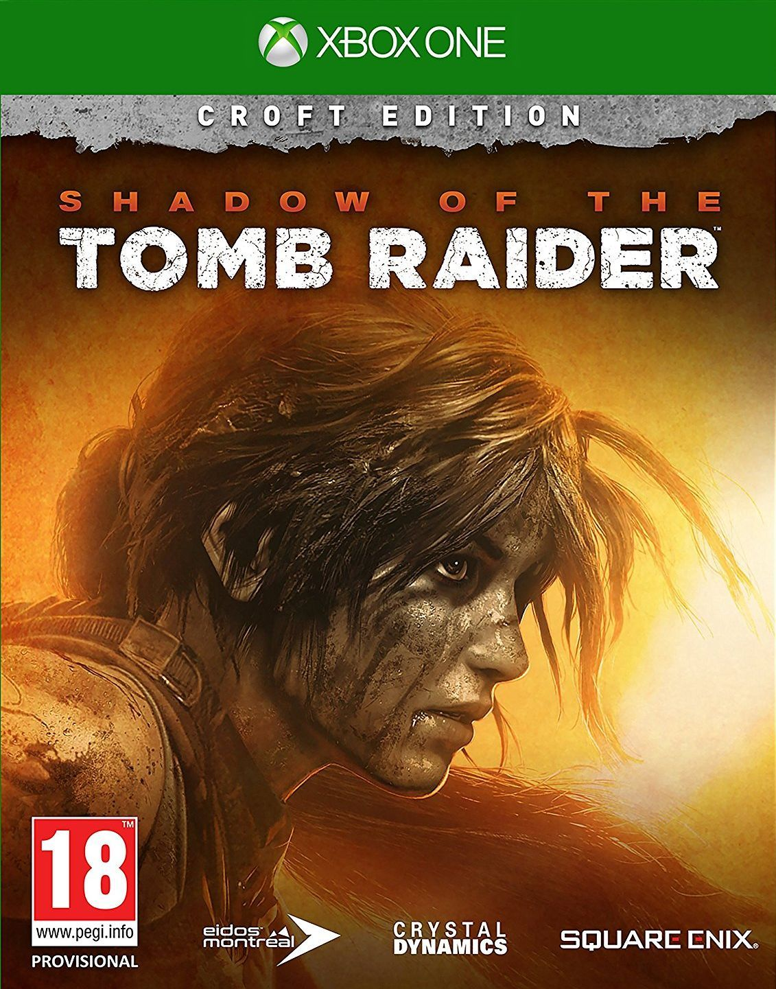Shadow Of The Tomb Raider Croft Edition (Xbox One) - 1
