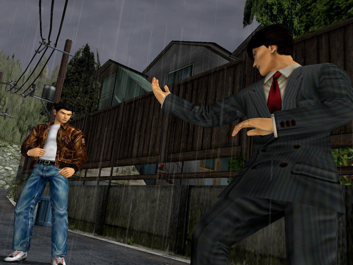 Shenmue 1 & 2 Remaster (PS4) - 6