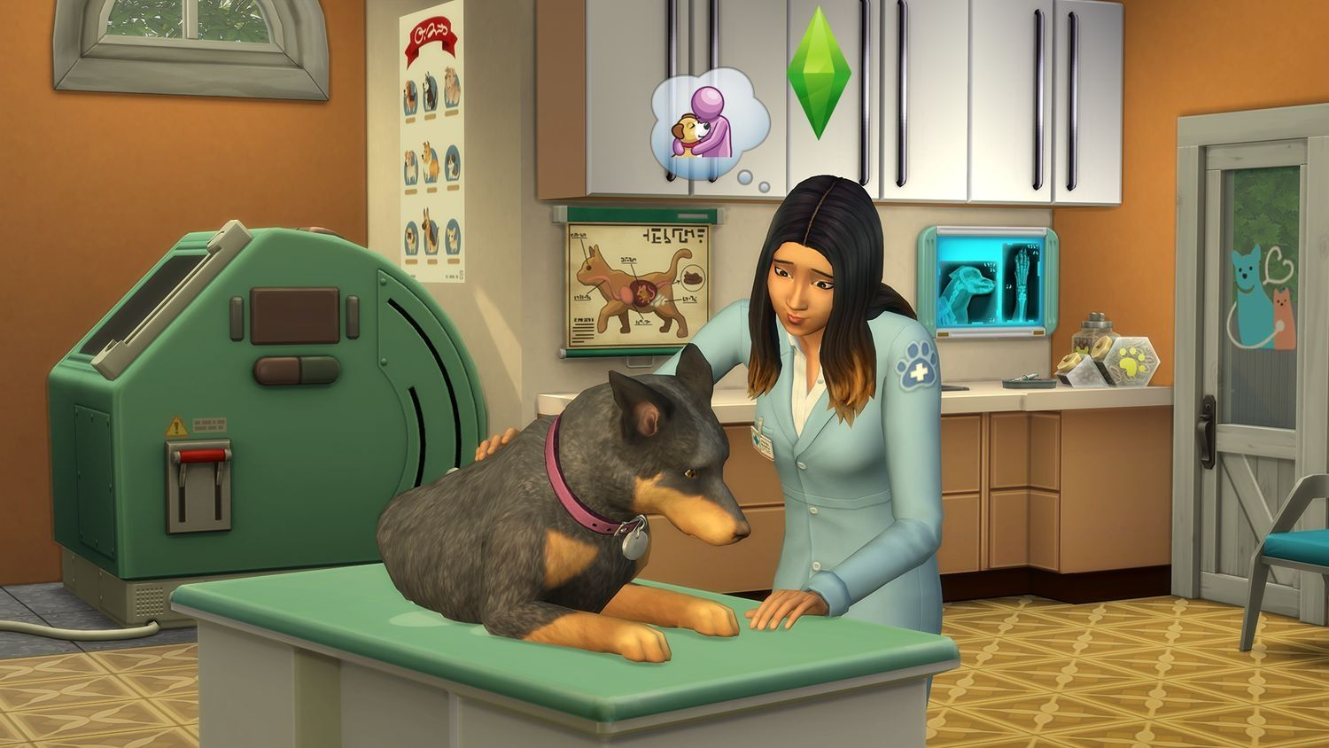 The Sims 4 + Cats & Dogs Expansion Pack Bundle (Xbox One) - 4
