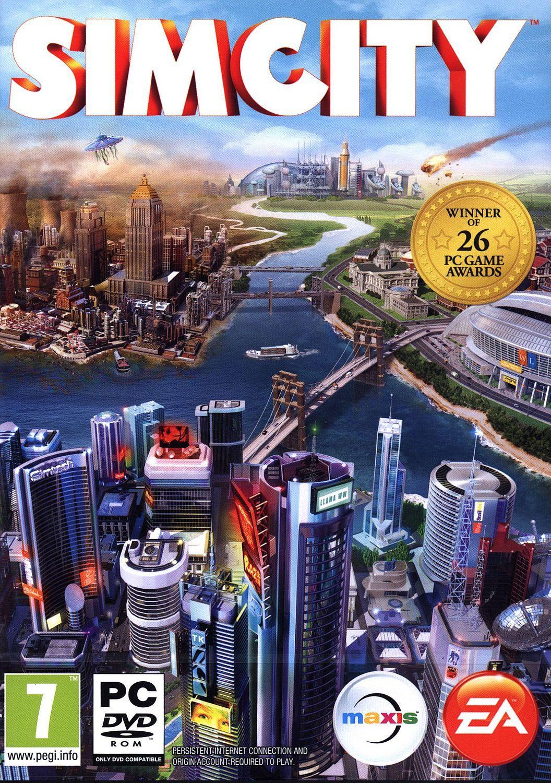 SimCity (PC) - 1