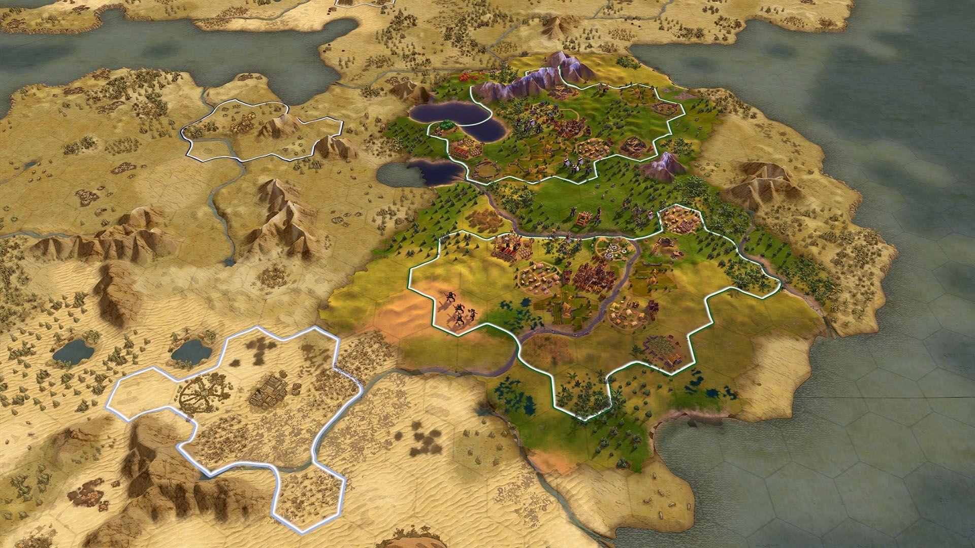 Sid Meier's Civilization VI (PS4) - 3