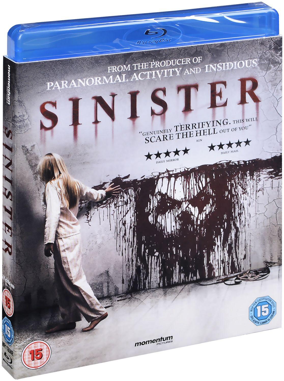 Sinister (Blu-Ray) - 3