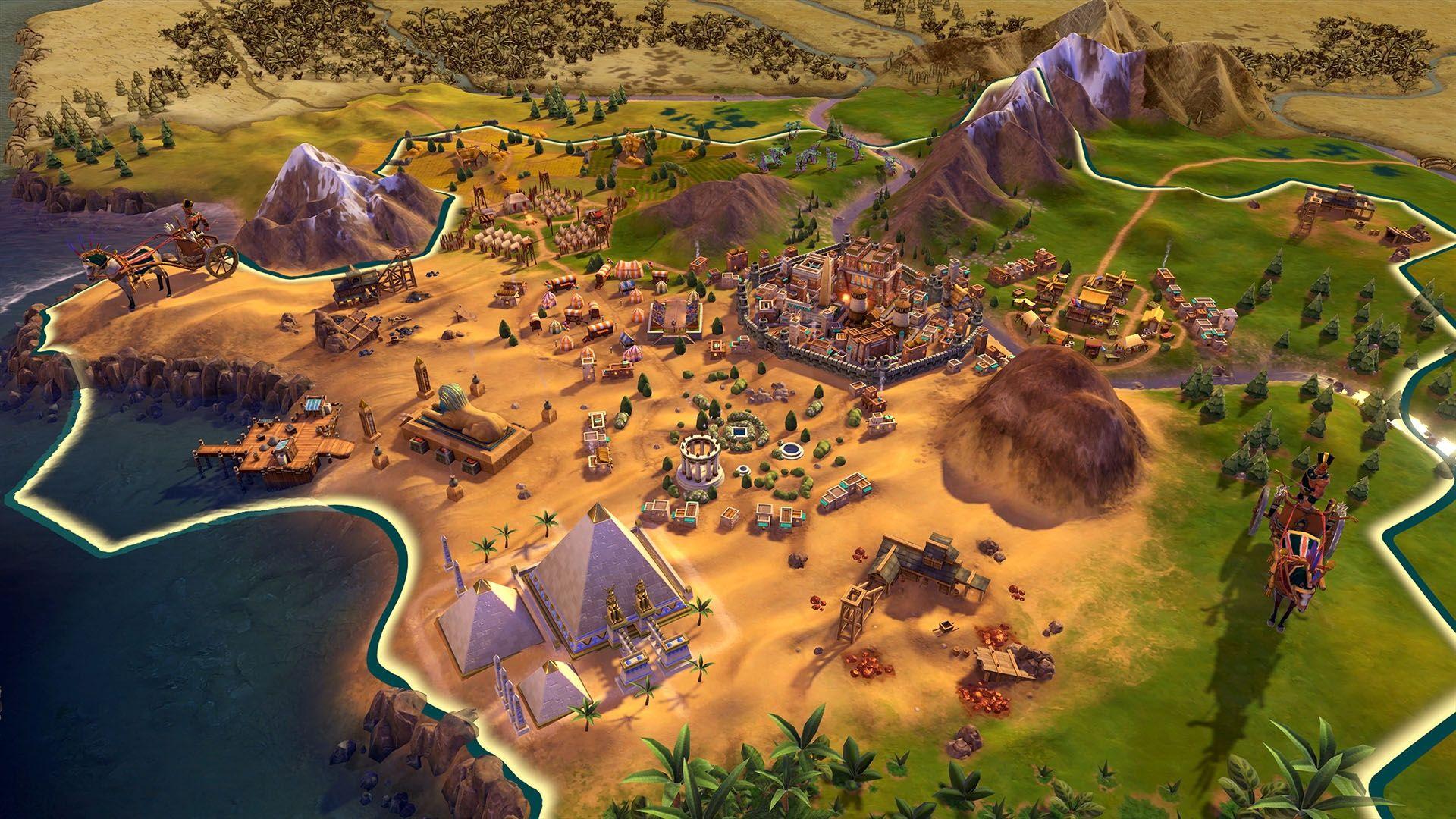 Sid Meier's Civilization VI (PS4) - 2
