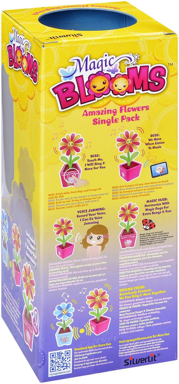 Интерактивно цвете в саксия Silverlit - Magic Blooms - 2