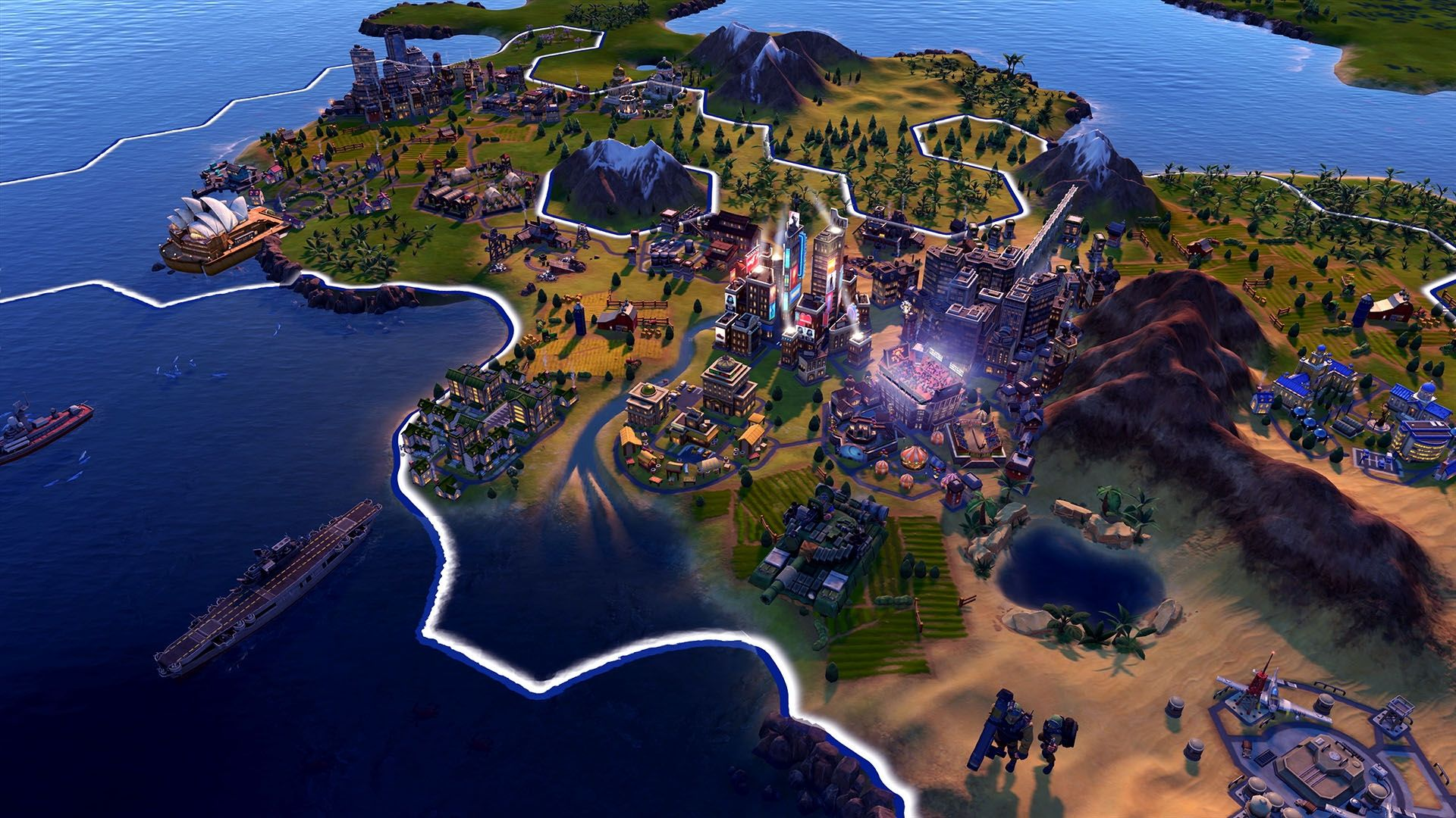 Sid Meier's Civilization VI (PS4) - 6