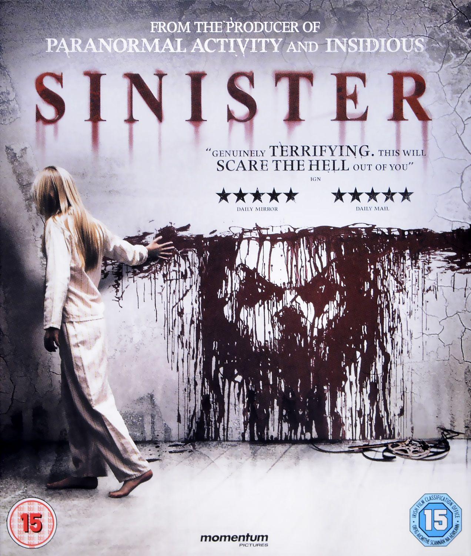 Sinister (Blu-Ray) - 1