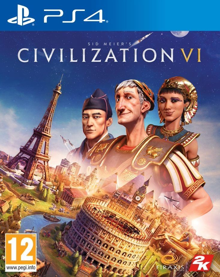 Sid Meier's Civilization VI (PS4) - 1