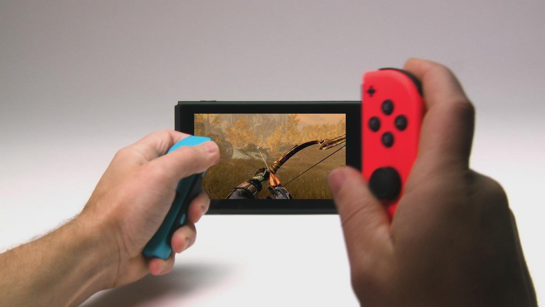 Elder Scrolls V: Skyrim (Nintendo Switch) - 3