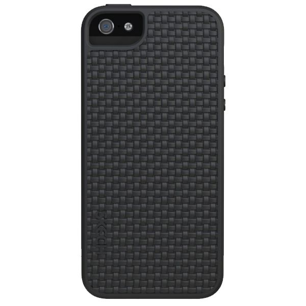 Skech Grip Shock Snap On Case за iPhone 5 -  черен - 1