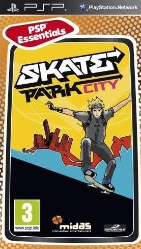 Skate Park City (PSP) - 1