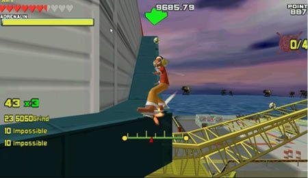 Skate Park City (PSP) - 8