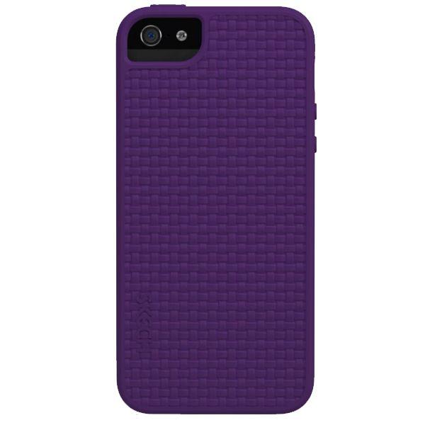 Skech Grip Shock за iPhone 5 -  лилав - 1