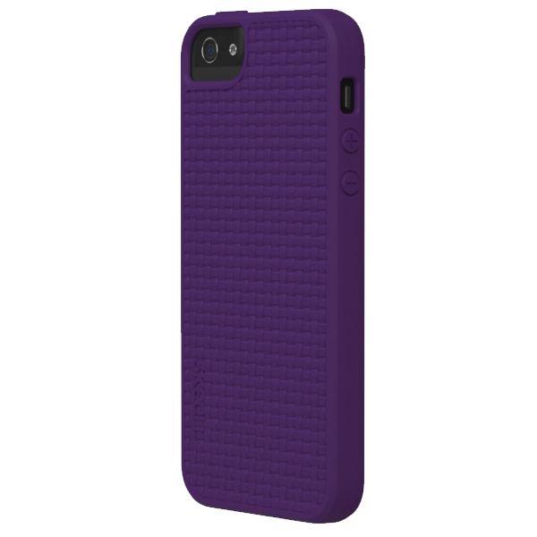 Skech Grip Shock за iPhone 5 -  лилав - 2