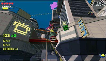 Skate Park City (PSP) - 3