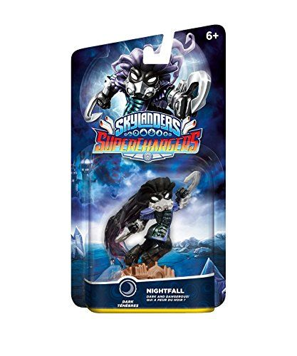 Фигура Skylanders Superchargers Night Fall - 2