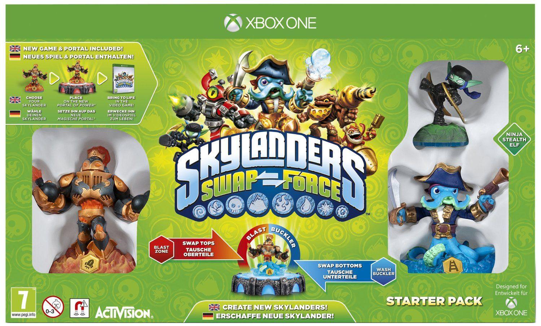Skylanders: Swap Force - Starter Pack (Xbox One) - 1
