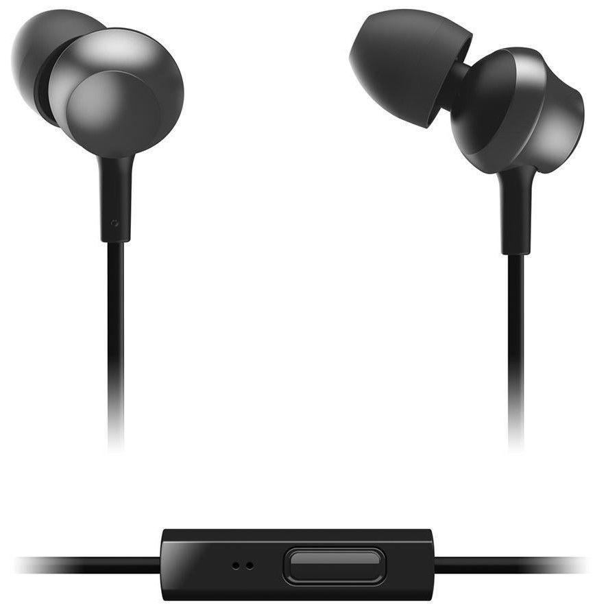 Слушалки с микрофон Panasonic RP-TCM360E-K - черни - 2