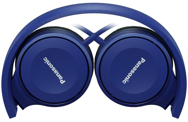 Слушалки Panasonic RP-HF100E-A - сини - 3