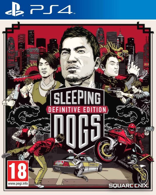 Sleeping Dogs: Definitive Edition (PS4) - 1