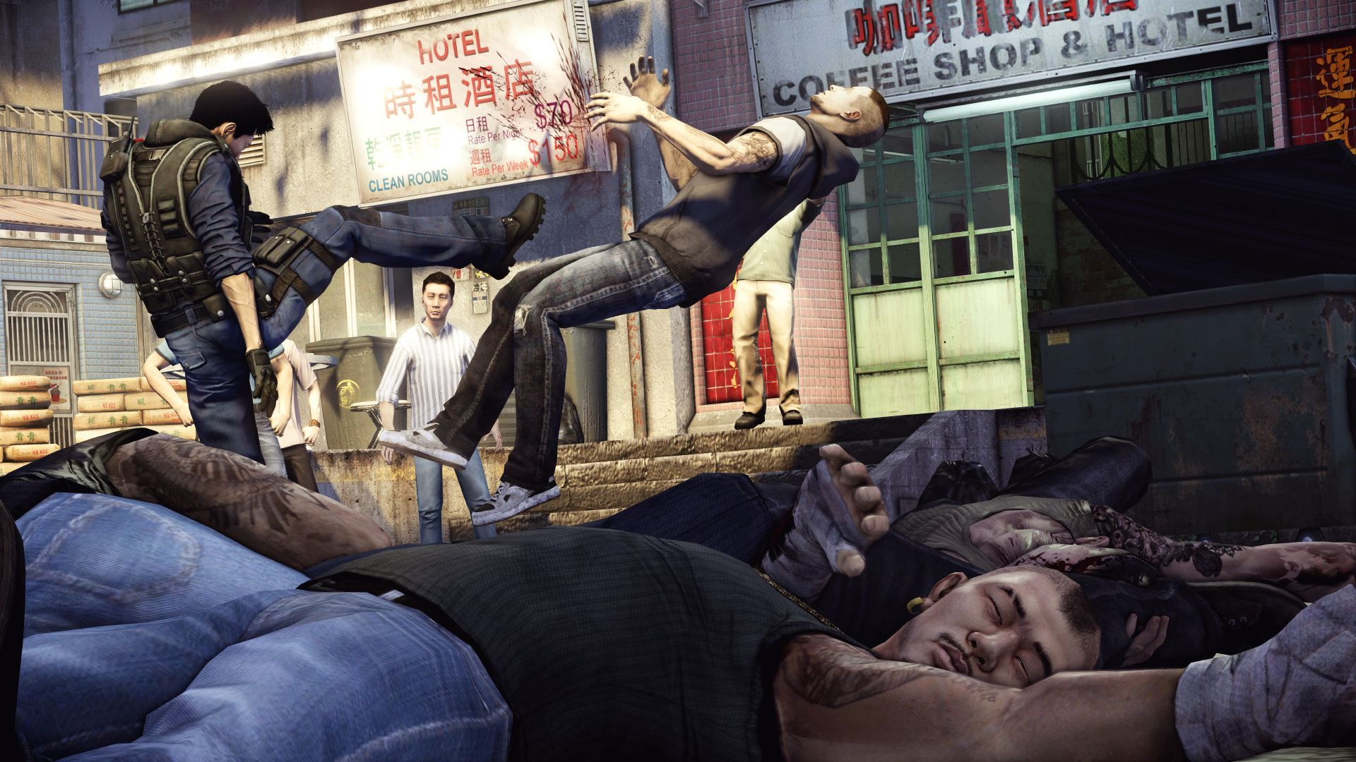 Sleeping Dogs: Definitive Edition (Xbox One) - 6