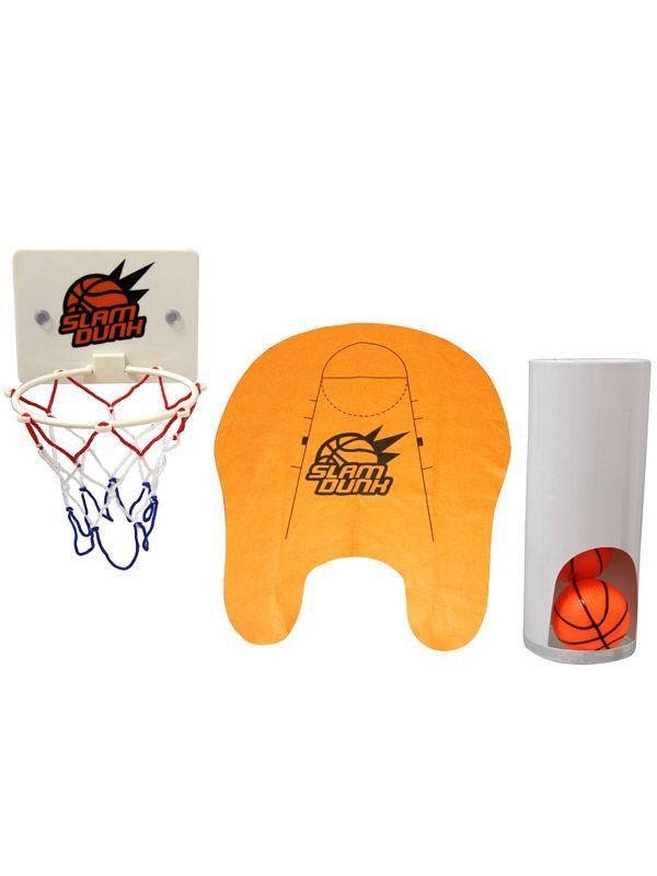 Тоалетен баскетбол комплект - 1