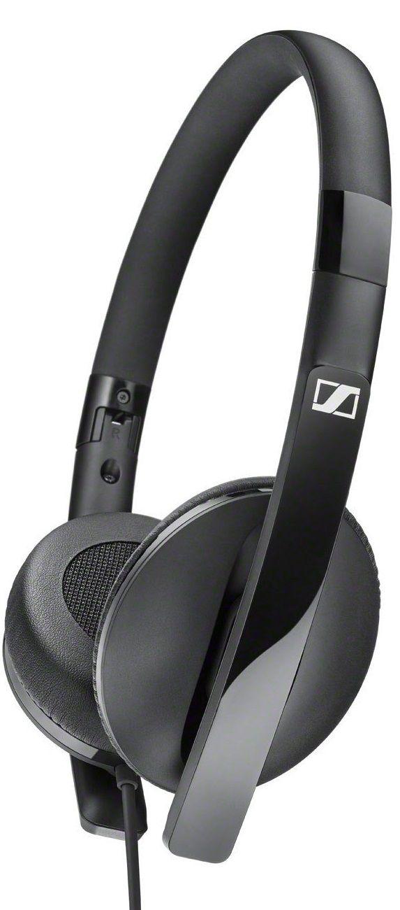 Слушалки Sennheiser HD 2.20s - черни - 1