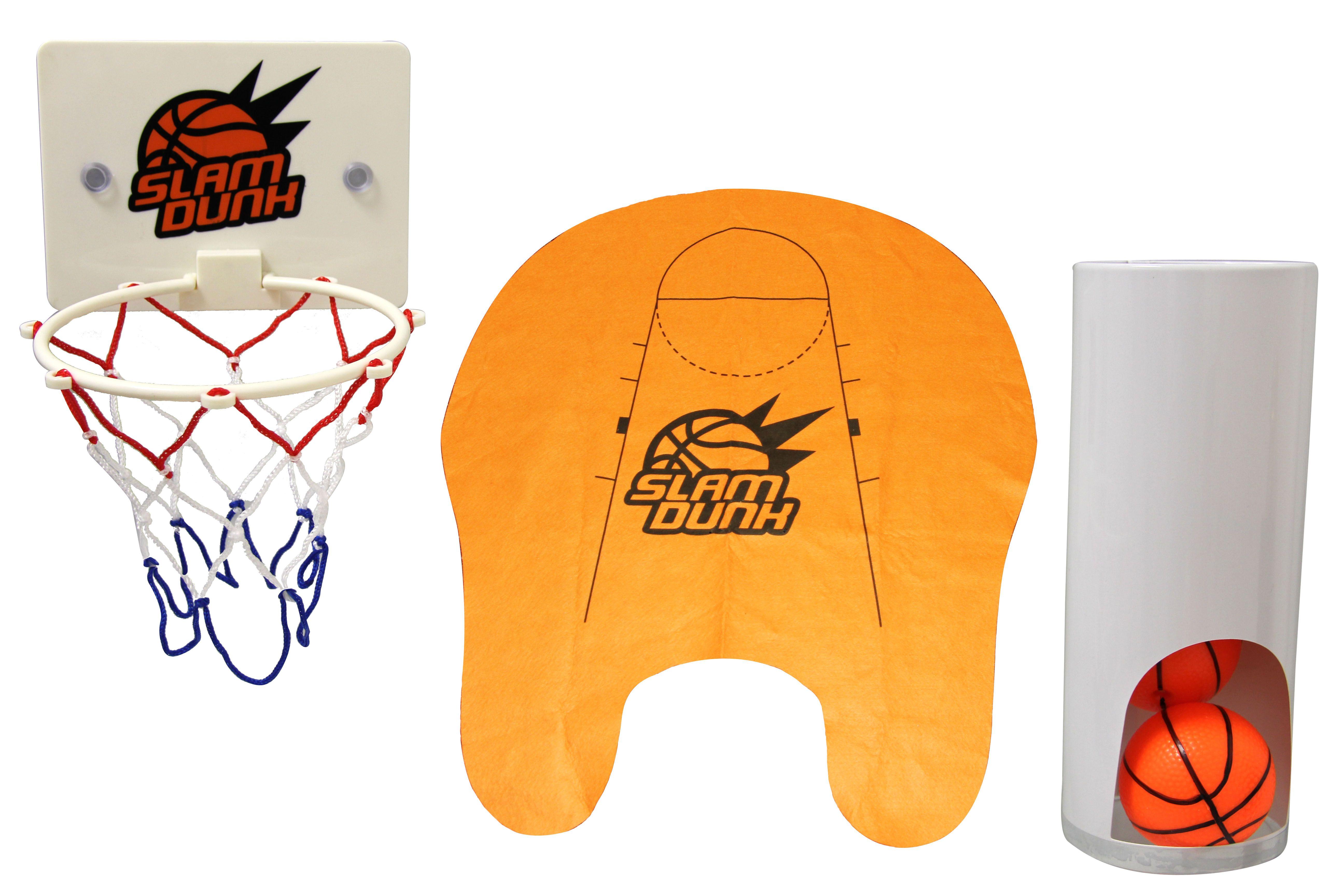 Тоалетен баскетбол комплект - 3