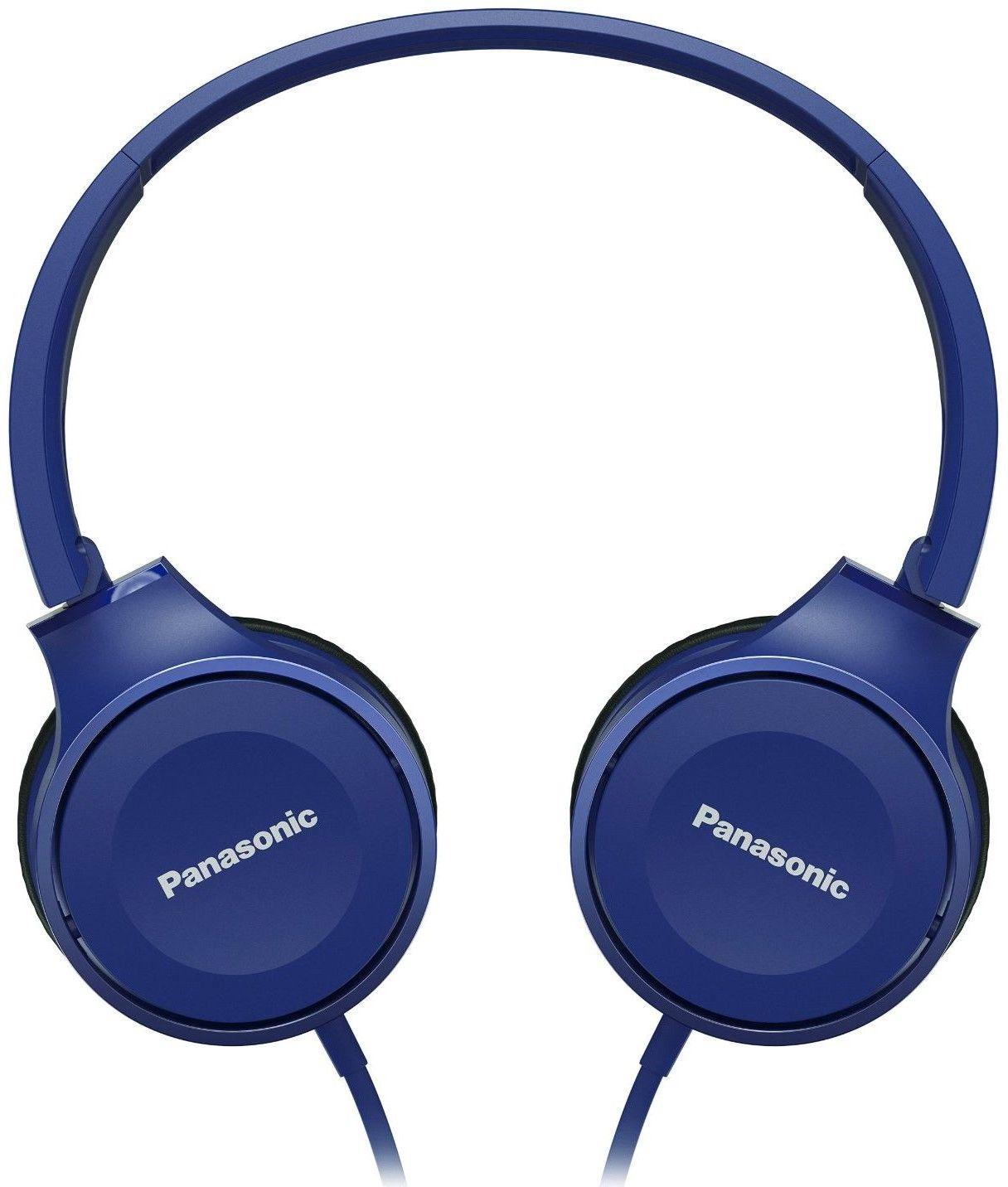 Слушалки Panasonic RP-HF100E-A - сини - 2
