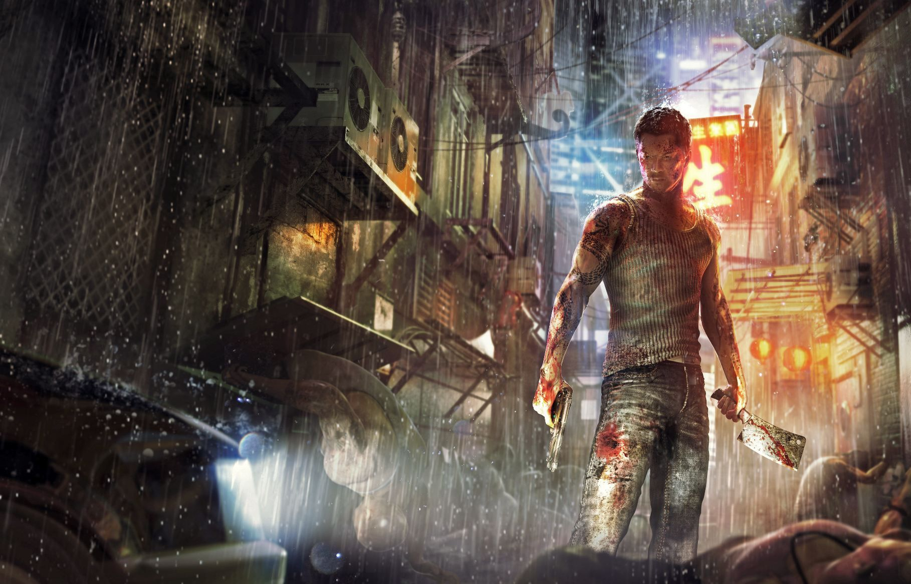 Sleeping Dogs: Definitive Edition (Xbox One) - 5