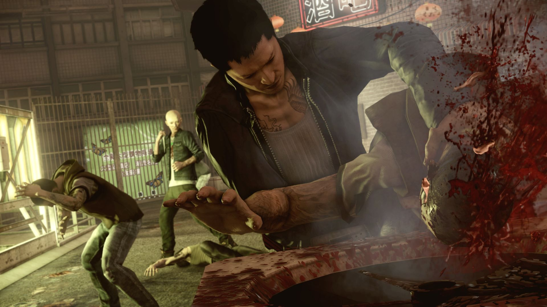 Sleeping Dogs: Definitive Edition (PS4) - 4