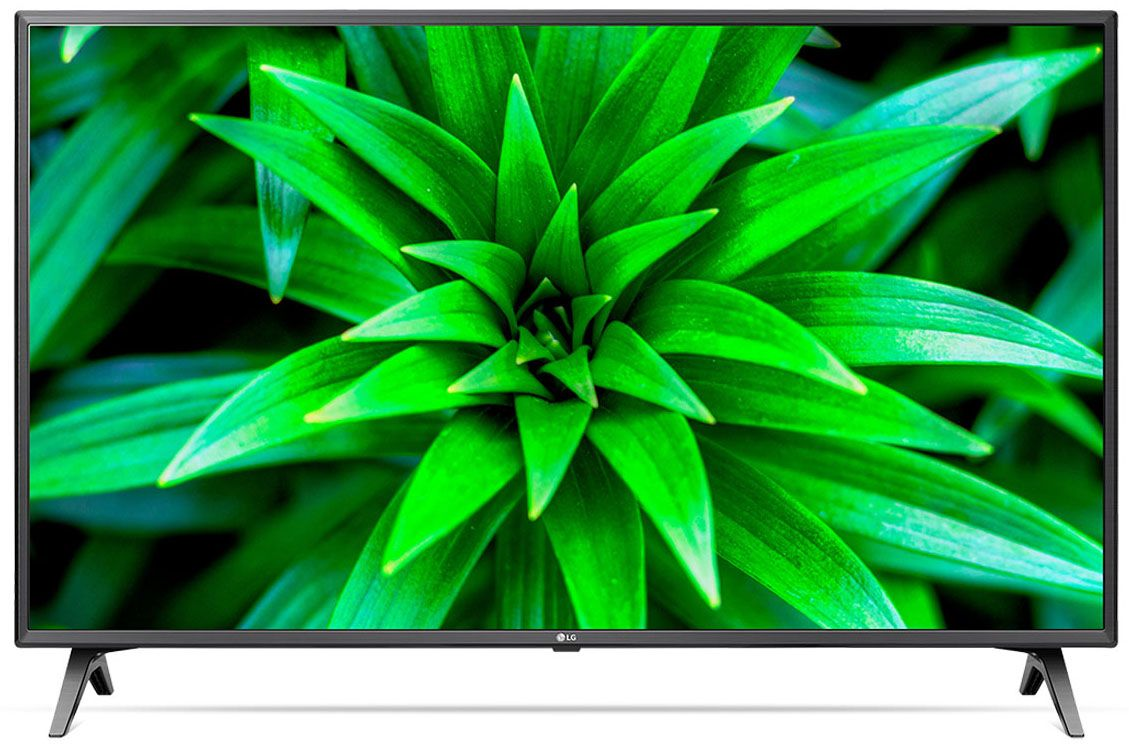 "Смарт Телевизор LG 50UM7500 - 50"", 4K, Direct LED, сребрист - 1"