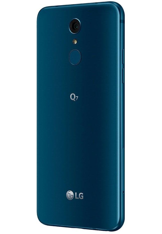 """Смартфон LG Q7 DS - 5.5"""", 32GB, moroccan/blue - 5"""