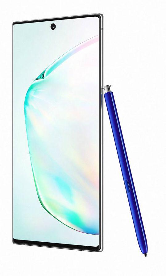 """Смартфон Samsung Galaxy Note 10 - 6.3 """", 256GB, aura glow - 1"""