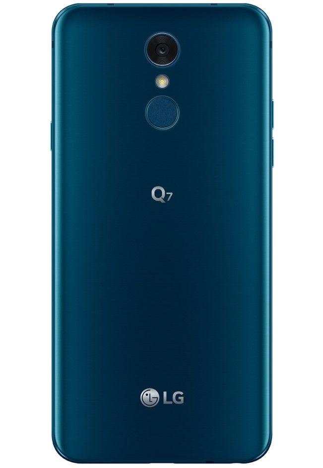 """Смартфон LG Q7 DS - 5.5"""", 32GB, moroccan/blue - 2"""