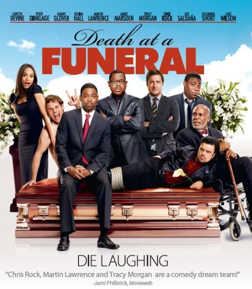 Смърт на погребение (Blu-Ray) - 1