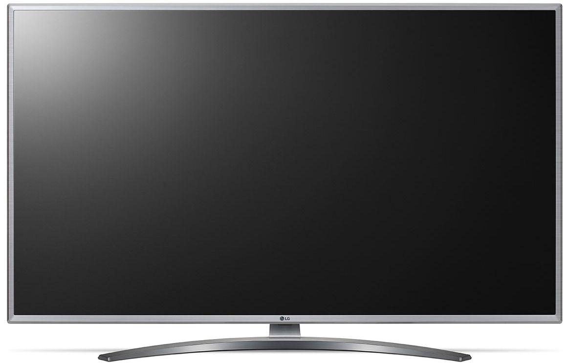 """Смарт Телевизор LG 50UM7600 - 50"""", 4K, Direct LED, черен - 2"""