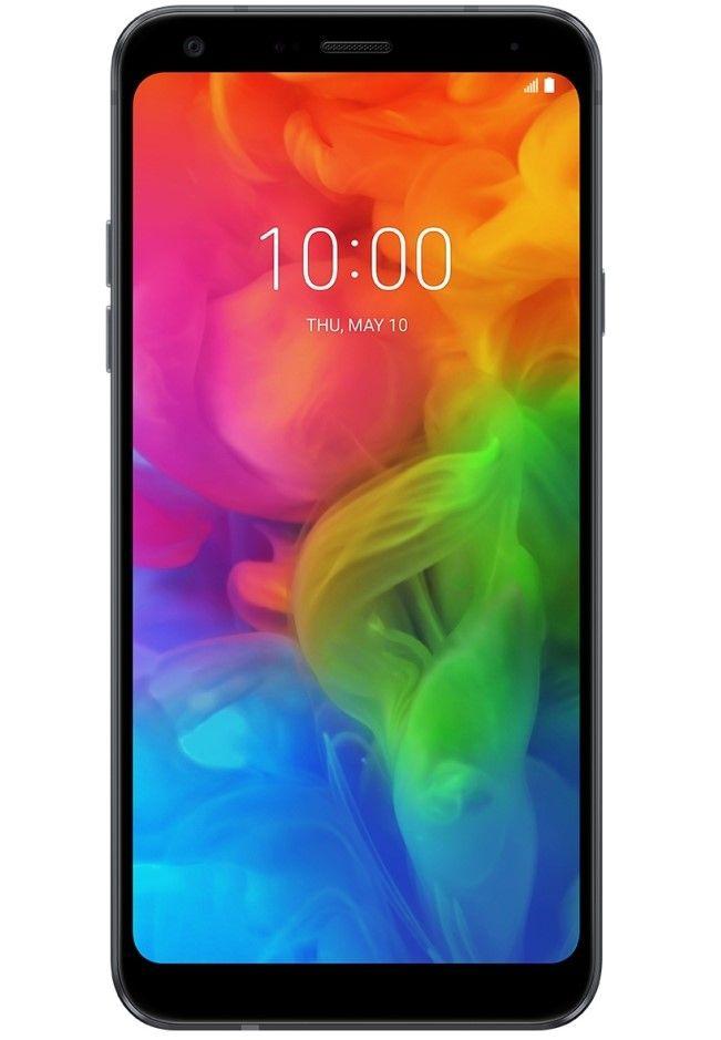 """Смартфон LG Q7 - 5.5"""", 32GB, aurora/black - 1"""