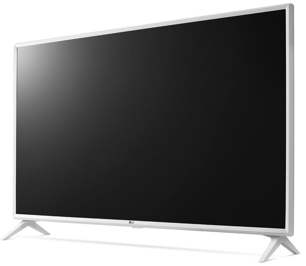 """Смарт Телевизор LG 49UM7390 - 49"""", 4K, Direct LED, бял - 3"""