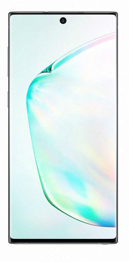 """Смартфон Samsung Galaxy Note 10 - 6.3 """", 256GB, aura glow - 2"""