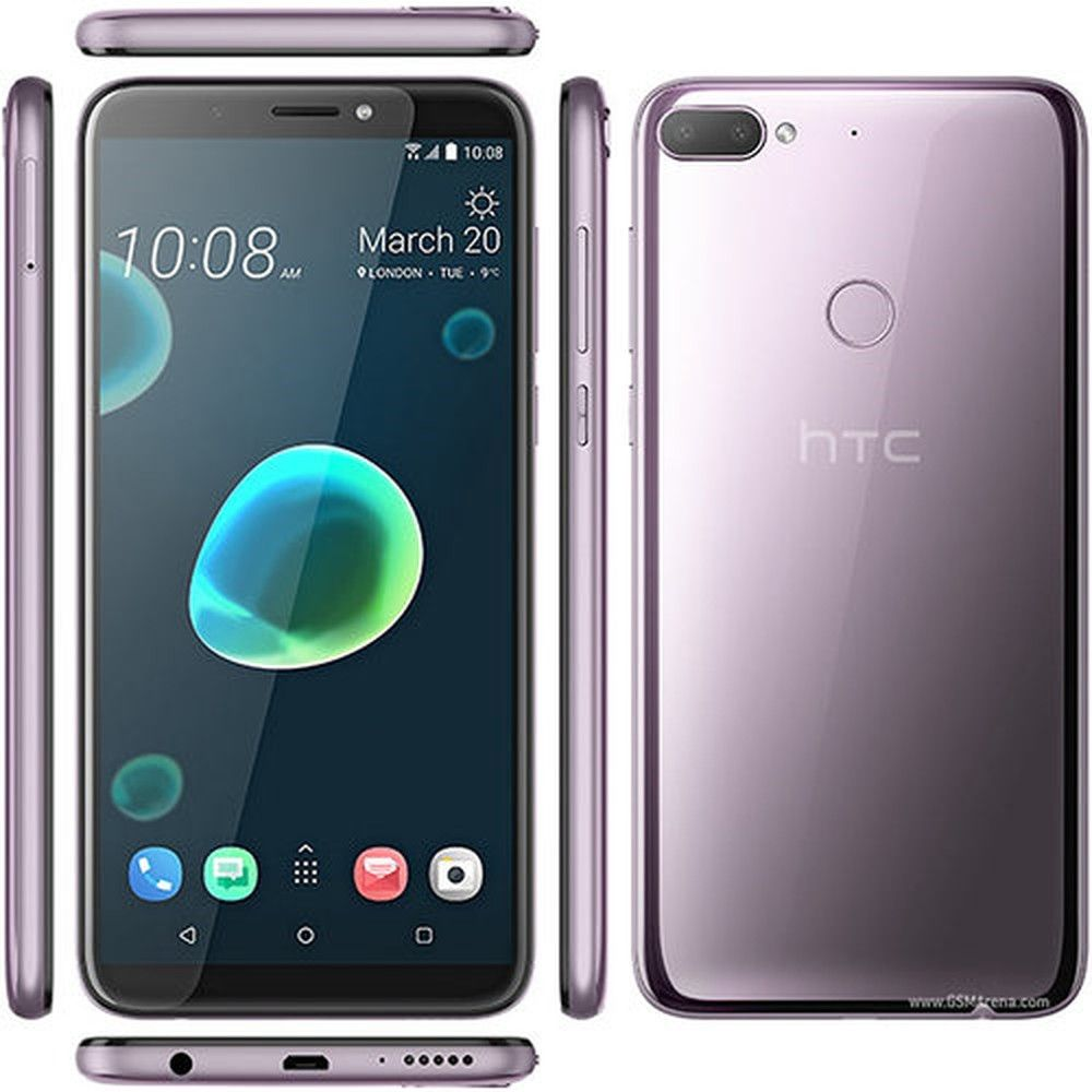 "Смартфон HTC Breeze (Desire 12+) - 6.0"" HD+ - 2"