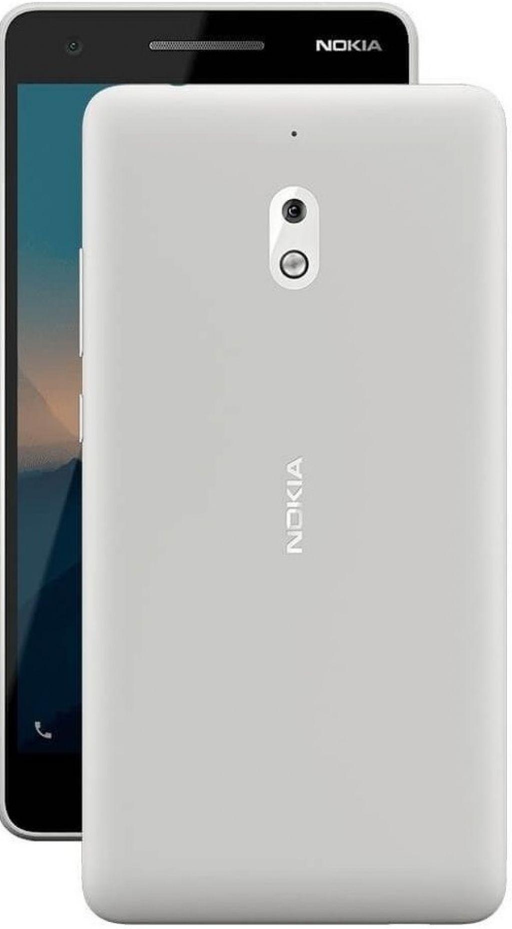 """Смартфон Nokia 2.1 DS - 5.5"""", 8GB, сив/сребрист - 3"""