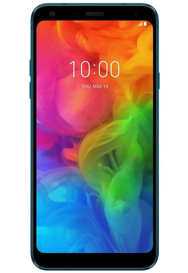 """Смартфон LG Q7 DS - 5.5"""", 32GB, moroccan/blue - 1"""
