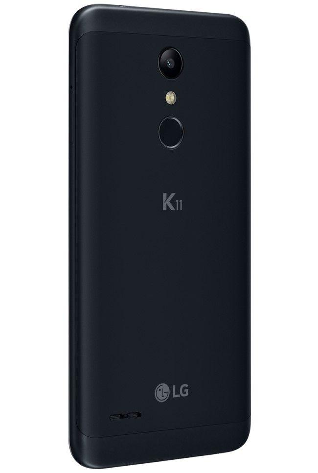 "Смартфон LG K11 DS - 5"", 16GB, черен - 4"