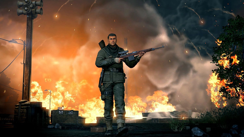 Sniper Elite V2 Remastered (PS4) - 5