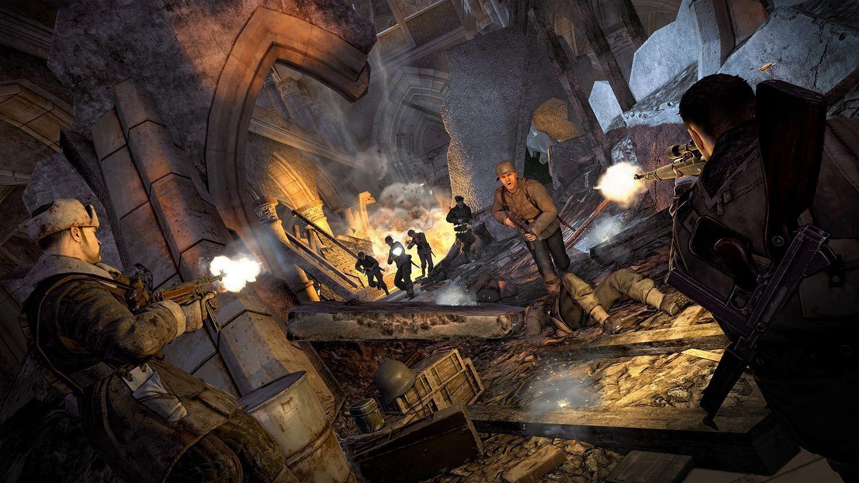 Sniper Elite V2 Remastered (PS4) - 7