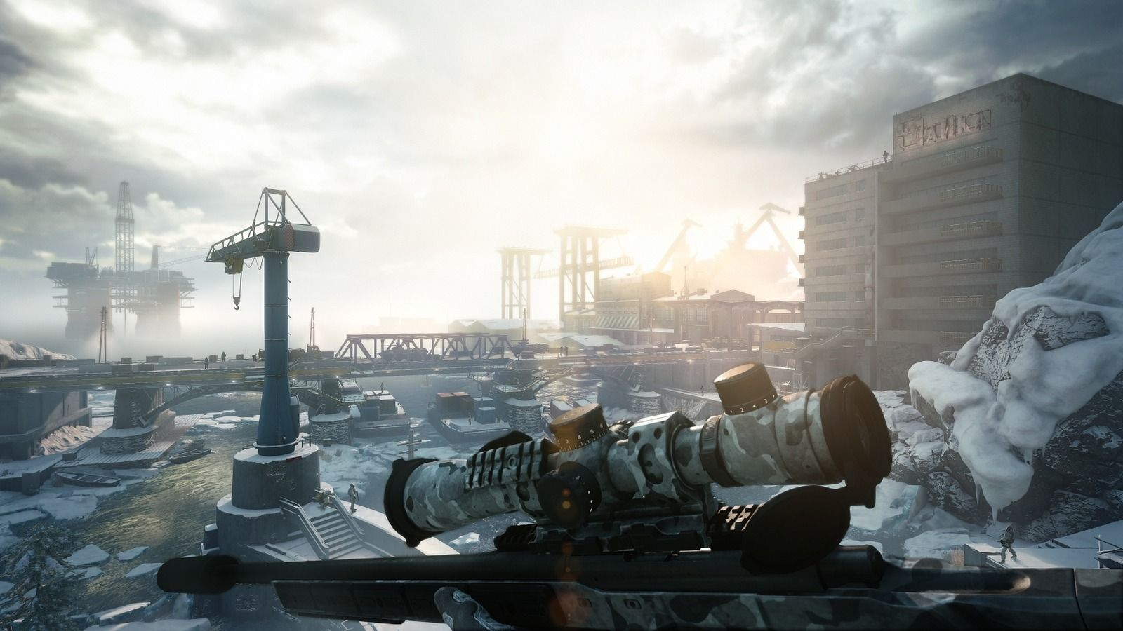 Sniper Ghost Warrior Contracts (PC) - 6