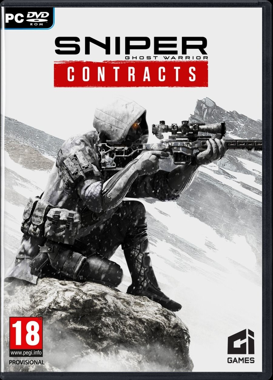 Sniper Ghost Warrior Contracts (PC) - 1